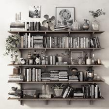 Shelves / Modeling / Rendering