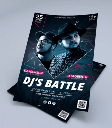 Flyer for StyleFlyers
