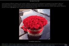 Доставка роз в Спб