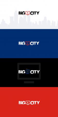 Логотип для сайта с фильмами