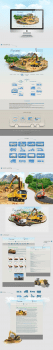 """Дизайн сайта для компании """"БДП-Моторс"""""""
