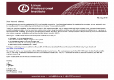 LPI Linux Essentials