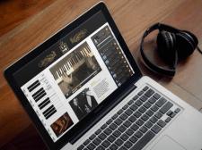 Персональный сайт музыканта Samuele Nubile