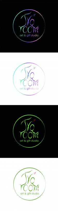 Логотип для салону подарунків та флористики