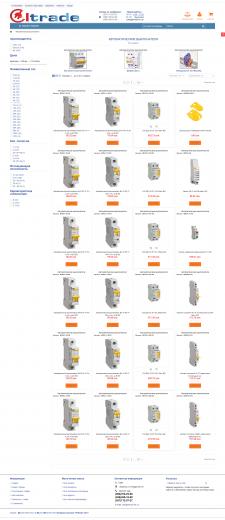 Загрузка товара на сайт с заполнением карточки