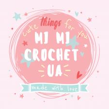 Логотип Mi Mi Crochet UA