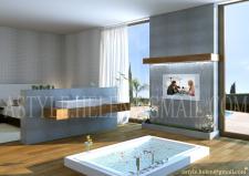 Спальня - ванная