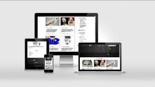 Разработка дизайна и сайта, адаптивная верстка