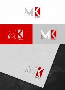 логотип для кровельной компании MKgroup