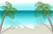 """Ілюстрація """"Райський острів"""""""