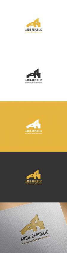 Логотип для ARCH-REPUBLIC на конкурс