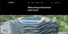 Дизайн сайта клубного дома