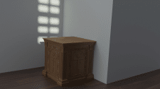 Моделювання та візуалізація жертовника