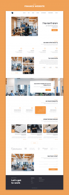 Finance | Company website