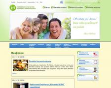 Сайт государственного бюро по здравохранению.