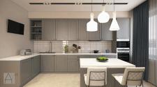 apartment renovation on Poznyakakh