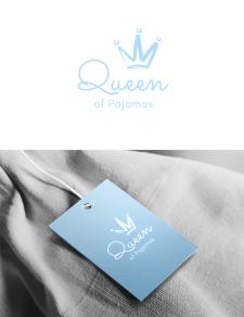 Логотип для бренда пижам