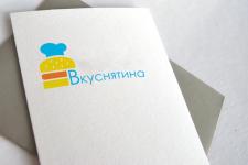 Логотип для сети фастфудов.