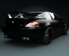 авто6 (программа: 3D Max)