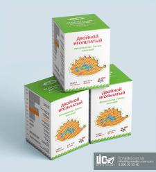 Дизайн упаковки Ляпко