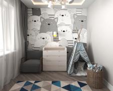 Интерьер квартиры в современном стиле