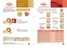 Редизайн каталога для ПАО «Бель Шостка Украина»