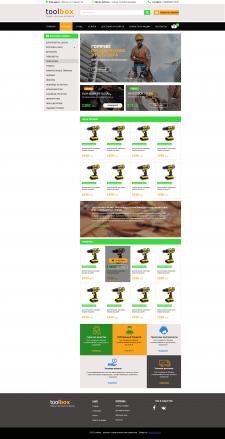 Интернет магазин строительных инструментов