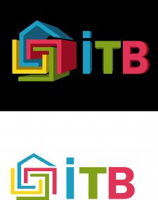 Логотип строительной компании ITB