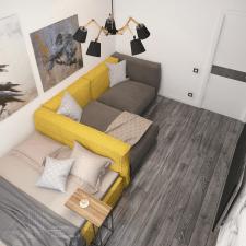 Дизайн-проект квартиры в г.Киев