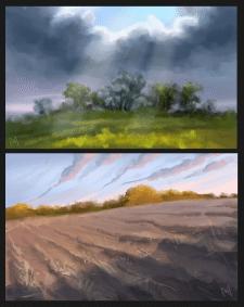 Пейзажи 1
