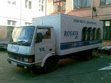 Брендирование автомобиля Росава