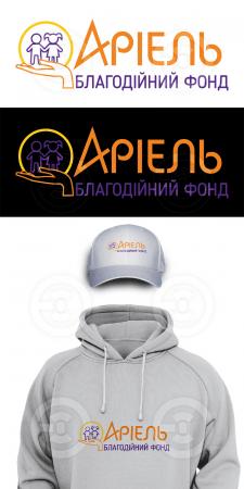 """Логотип для БФ """"Ариэль"""" (конкурсная работа)"""
