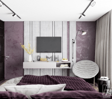 Дизайн спальни / Bedroom design