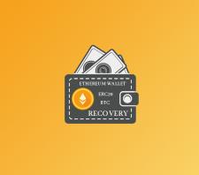 Восстановление доступа к кошельку Ethereum кошельк