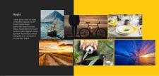 Создания сайта для фотографа