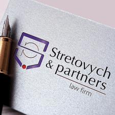 Логотип  Stretovych&partners