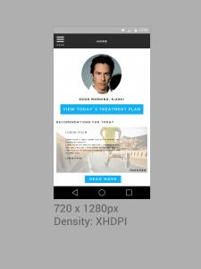 Дизайн мобильного приложения под Android