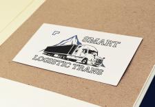 Логотип «Smart Logistic Trans»