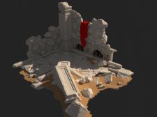 Ancient ruine