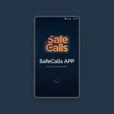 Safe Calls UX UI App