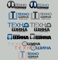 """Вариация логотипа для """"Техношина"""""""