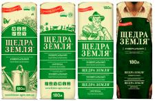 Разработка дизайна упаковки ЩЕДРА ЗЕМЛЯ