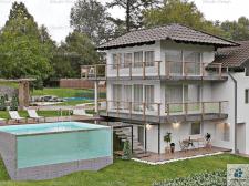 Проект ландшафта в Германии