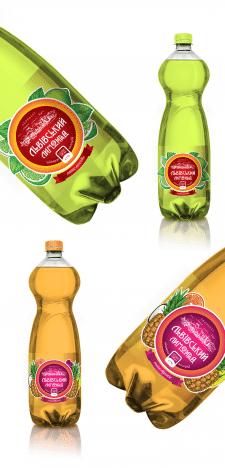 Новые вкусы Львовский Лимонад