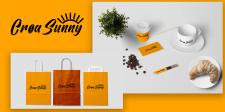 Лого маленькой кофейни