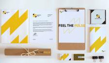 Фирменный стиль и логотип для компании по продаже