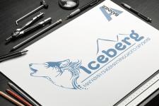 """Логотип """"Iceberg"""""""