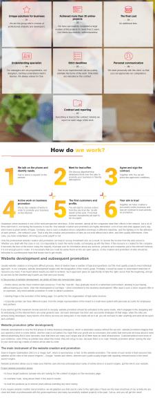 RU-EN | WEB, Создание и продвижение сайтов SeoHelp