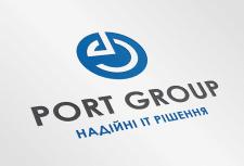 Логотип для компании «Port Group»