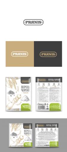 "Логотип и дизайн упаковки ТМ ""PRЯNIS"""